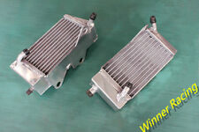 ALUMINUM ALLOY RADIATOR FOR HONDA CR250R CR125R 1982 82 50MM 2ROWS core