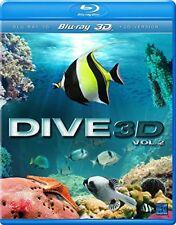 Dive 3D  Volume 2 (BluRay 3D  BluRay) [DVD]