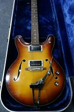 Yamaha SA-30T Vintage 1960's Electric Guitar with Original Case