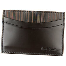 Paul Smith Porta carte di credito, Stripe laser credit card case
