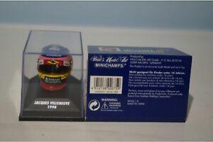 Minichamps Helmet Jaques Villeneuve 1998 395 980001