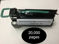 Lexmark X792 Yellow Alternative TCM USA Toner. Yields up to 20,000. Made in USA