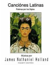 Canciones Latinas Art Songs para Soprano : Un Ciclo de Poemas Por Los Siglos...