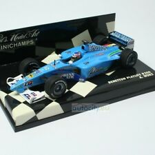 Minichamps Benetton Playlife B200 Alexander Wurz 430000012