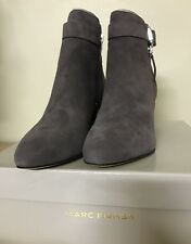 c19cb3750ec Marc Fisher - mf WYNIE ankle bootie dark Gray suede Size 7.5M
