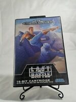 Last Battle - Sega Mega Drive game Complete in box with manual!