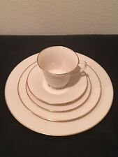 LENOX CHINA ~ HAYWORTH PATTERN ~ FIVE PIECE SET ~ NEW WITH TAGS!!!