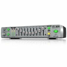 Behringer FBQ800 Compact 9-Band Small Home Equalizer 689076750776 120 V US Model