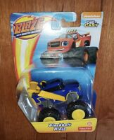 Blaze and the Monster Machines Blackbelt Ninja Die-Cast Toy Vehicle New