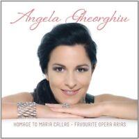 Angela Gheorghiu - Homage To Maria Callas: Favourite Opera Arias [CD]