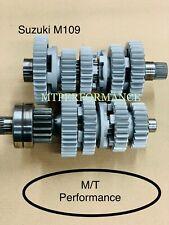 SUZUKI M109 TRANSMISSION GEARS UNDERCUTTING SERVICE - ALL YEARS