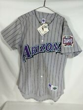 Arizona Diamondbacks Russell Athletics Vintage 40 Jersey Baseball With Tags 1998