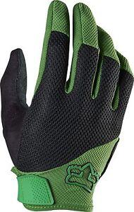 Fox Racing Reflex Gel Glove Green
