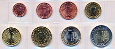 Países Bajos 2004 Completa euro-satz 1 céntimos - UNZ Uncirculated, rareza