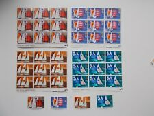 GB Wholesale Offer 1975 Sailing x 10 Sets U/M Cat £13 Great Price With FREE p&p