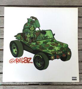 """Gorillaz - Gorillaz - 12"""" Vinyl 2LP"""