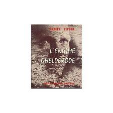 L' énigme Ghelderode : essai