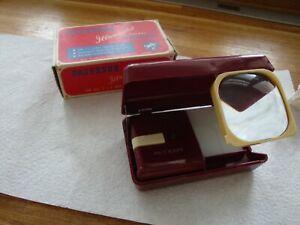 Vintage Paterson Folding Slide Viewer with original box