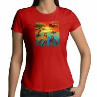 Juniors Girl Women Tee T-Shirt Gift Lion King Hakuna Matata Beatles Abbey Road