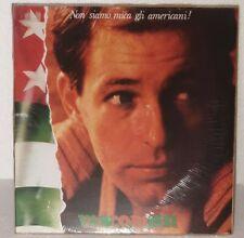 """LP 33 GIRI VASCO ROSSI"""" NON SIAMO MICA GLI AMERICANI!"""" LP EDIT NUOVO SIGILLATO"""
