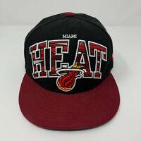 Miami Heat New Era 9Fifty Youth Snapback Adjustable Hat Cap