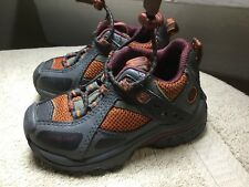 Toddler Baby Unisex Timberlands Hiking shoes size 5.5 ,elastic pull fastening