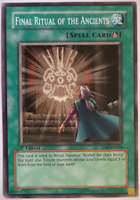 YUGIOH FINAL RITUAL OF THE ANCIENTS TLM-EN044 1st EDITION COMMON CARD