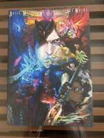 Devil May Cry 5 Official Art Works Book DMC 256 Pages KADOKAWA Japan Game