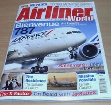 Aircraft August Airliner World Transportation Magazines