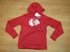 Adidas Chicago Blackhawks Climawarm Team Issue Hoodie Jacket size Women's Small