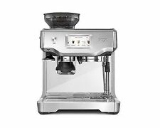 SAGE SES880BSS Bean to Cup Coffee Automatic Espresso Machine, 1700 Watt 15 Bar