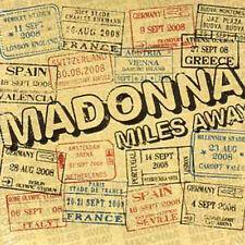 ★☆★ CD SINGLE MADONNA Miles away 2-track CARD SLEEVE RARE NEW SEALED