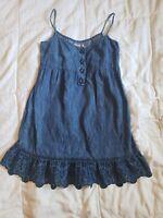 Juicy Couture Denim Summer Dress 8