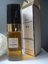 CHANEL No5 100ml EDT Beyond Rare Fabulous Vintage 1970-1980s New Marked Box