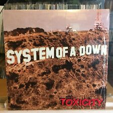 [Rock/Pop]~Nm Lp~System Of A Down~Toxicity~[2018~Def American Reissue]