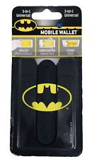 New Batman Mobile Wallet 3-in-1 Wallet, Cell Phone Stand, Cord Keeper