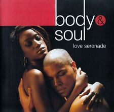 BODY & SOUL - LOVE SERENADE / 2 CD-SET (TIME LIFE MUSIC TL BAS/01)