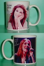 CELINE DION - with 2 Photos - Designer Collectible GIFT Mug 01