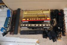More details for lima o gauge kit built spares repair coach and bogie job lot nz