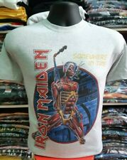 Iron Maiden Somewhere In Time Vintage Tshirt (New)