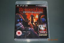 Resident Evil Operation Raccoon City PS3 Playstation 3 **FREE UK POSTAGE**