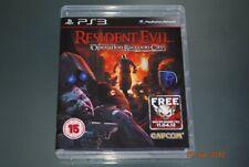 Resident Evil Operación Raccoon City PS3 PLAYSTATION 3