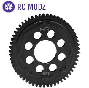 Hot Racing 57t Mod 0.8 Steel Spur Gear Arrma 1/10 4x4 BLX SATF257