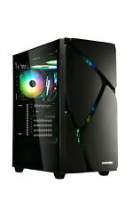 Enermax MARBLESHELL MS30 Mid-Tower PC Case - Black - Open Box