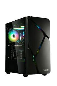 Enermax MARBLESHELL MS30 Mid-Tower PC Case - Black - Refurbished