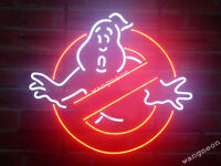 New Ghostbusters Ghost Game Room Neon Sign Beer Bar Light FAST FREE SHIPPING