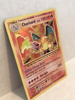 Pokemon X & Y Evolutions Rare Holo Charizard #11 NM/Mint. With Cereal Charmander