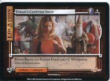 Buffy CCG TCG Angels Curse Unlimited Edition Card #9 Ethan's Costume Shop