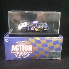 Nascar Rusty Wallace #2 Miller Lite Elvis Limited Edition Die Cast Car 1998 1:64