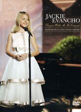 Jackie Evancho - Dream with Me in Concert [New DVD] Digipack Packaging